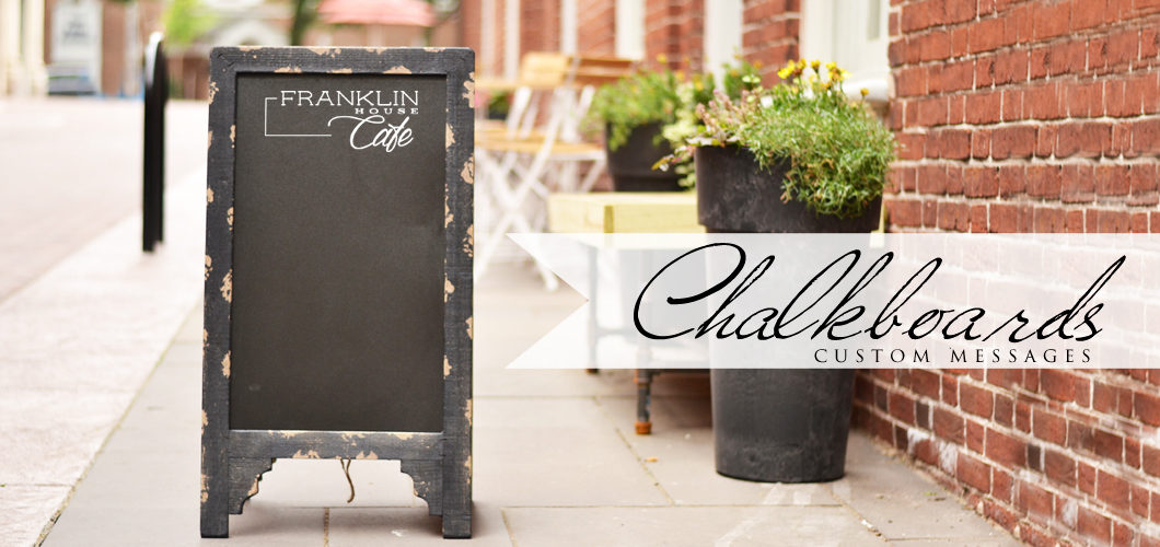 Shop our Chalkboards
