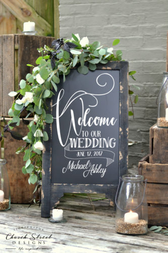 WeddingChalkboard#1